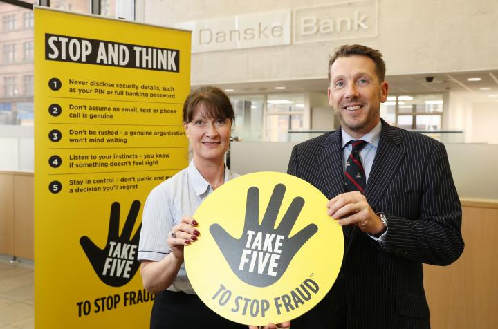 Take Five campaign and UK banks launch first ever day of national action against financial fraud