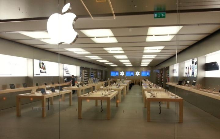 Apple's new training initiative could help transform the Belfast Apple Store into a 'modern-day town square'