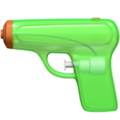 Twitter has replaced the pistol emoji with a water gun