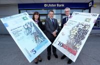 Ulster Bank reveals new note designs