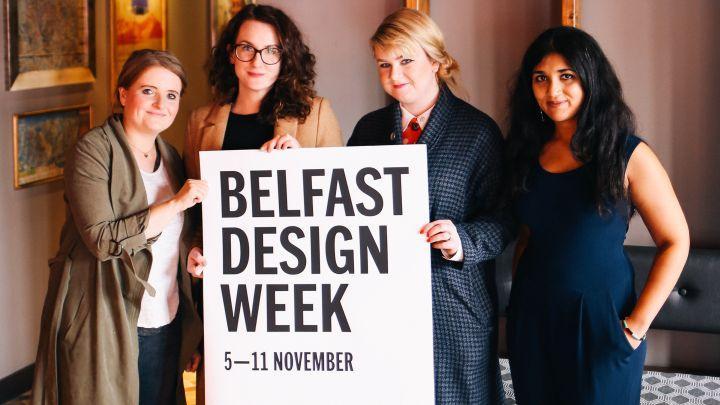 Belfast Design Week returns to celebrate Northern Ireland's creative talent