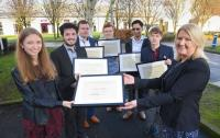 Civica continues commitment to support Northern Ireland's future IT and Engineering talent