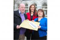 Danske Bank announces Christmas gift for The Kevin Bell Repatriation Trust