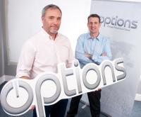 Options Opens Belfast Office, Creating 30 New Jobs