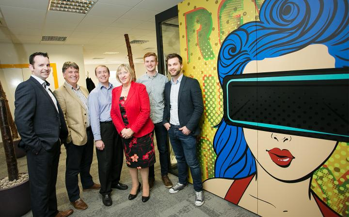 New Northern Irish hackathon will explore immersive technologies