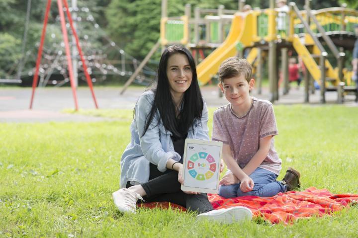 Belfast mum launches innovative autism software platform