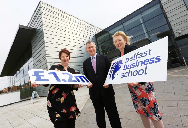 Belfast Met launches Belfast Business School