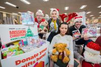 Cash for Kids 2016 Mission Christmas appeal launched to help disadvantaged children across Northern Ireland