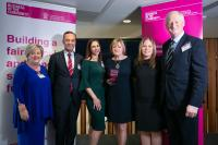 We're a Times Top 50 Employer for Women – and this is just the start