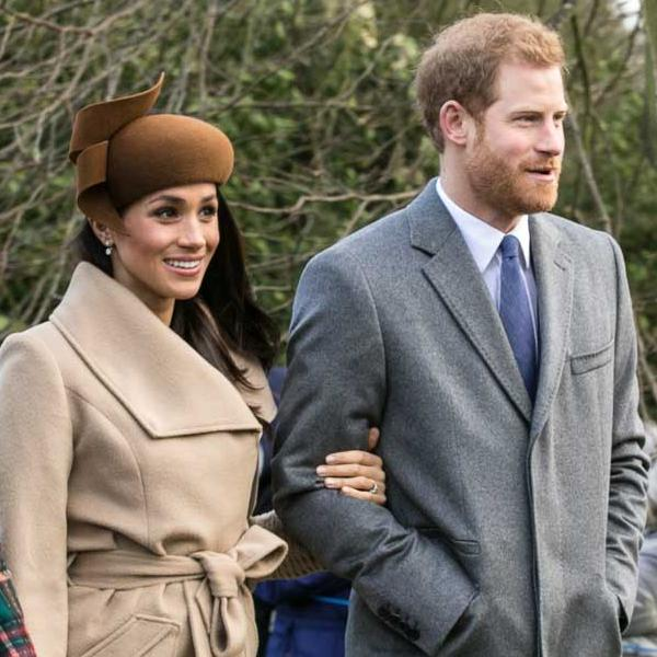 Prince Harry and Meghan Markle are visiting Northern Ireland today