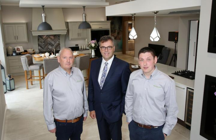 Rasharkin-based firm welcomes creation of 57 new jobs