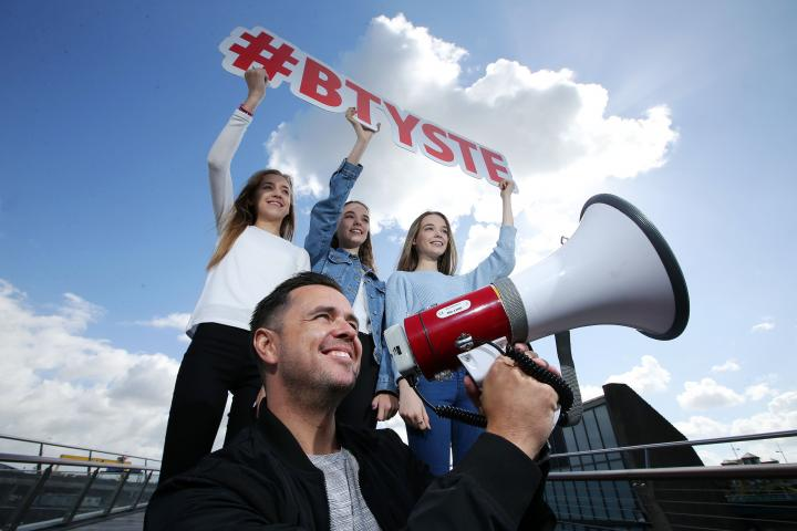 Calling students to 'dream it, do it' and enter BTYSTE 2017