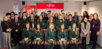 Technology top of the agenda for local students