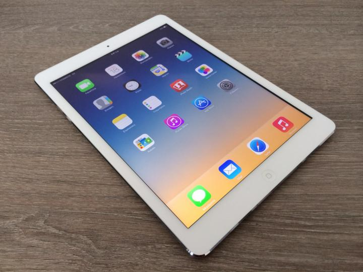 Apple reportedly launching a cheaper iPad next week