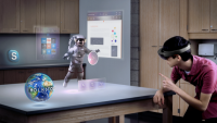 HoloLens set to launch in the UK and Ireland next month