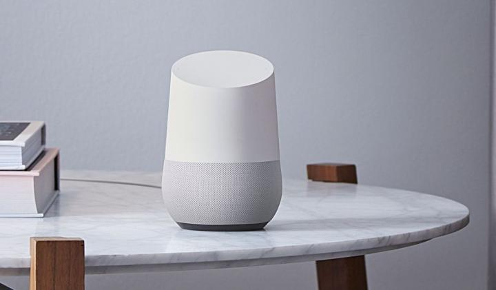 Google's AI-powered speaker is coming to the UK