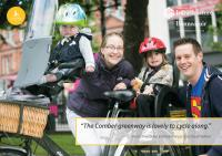 Belfast Bicycle Culture exhibition rolls into CastleCourt