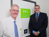 Asda Dundonald's 'accessibility' signage welcomed by Gavin Robinson MP