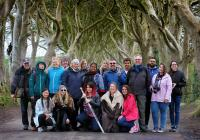Overseas media check out Game of Thrones locations in Northern Ireland