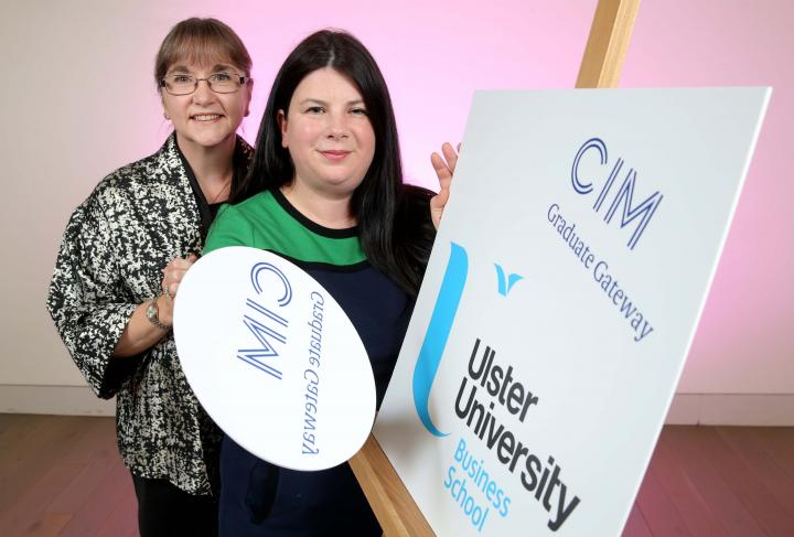 Ulster University Business School gets Chartered Institute of Marketing's stamp of approval
