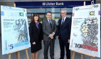 A perfect portrait of NI innovation: Ulster Bank's new polymer notes and an interview with Colin MacKinnon of RBS