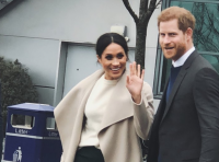 Prince Harry and Ms. Meghan Markle celebrate Northern Ireland's innovative entrepreneurs