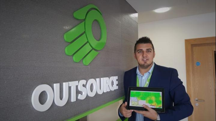 Win a free WiFi mapping survey with Outsource Solutions NI