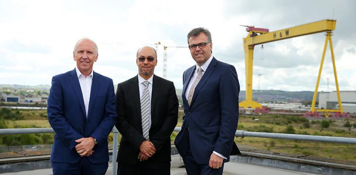 Anomali and CSIT announce major investments in Northern Ireland's cyber security sector