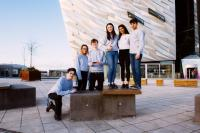 Hackathon and tech summit for teenagers and run by teenagers comes to Titanic Belfast